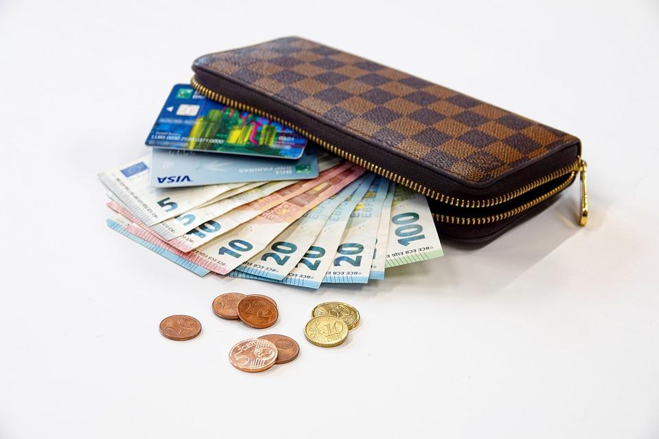 peněženka EU